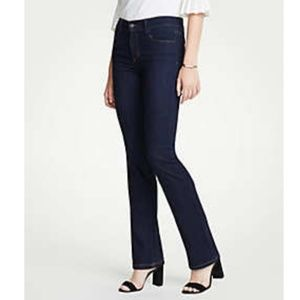Ann Taylor The Slim Boot Jeans